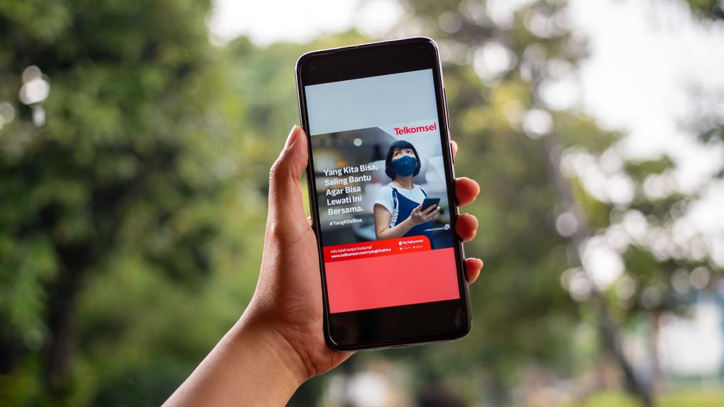 Telkomsel Ajak Masyarakat Lakukan #YangKitaBisa untuk Saling Bantu Hadapi Pandemi Covid-19