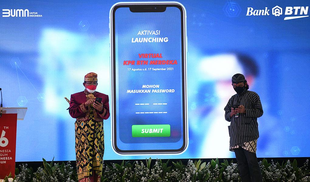 BTN Tawarkan Bunga 4,5% Di Pameran Virtual KPR Merdeka