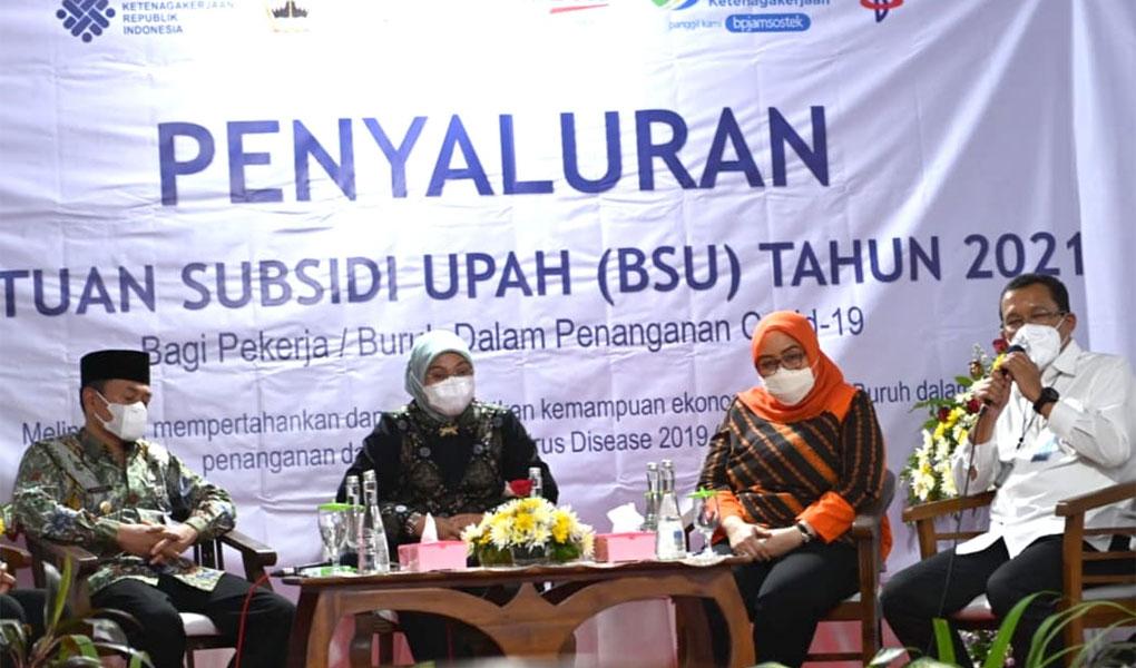 Bank BTN Dukung Program BSU Pekerja