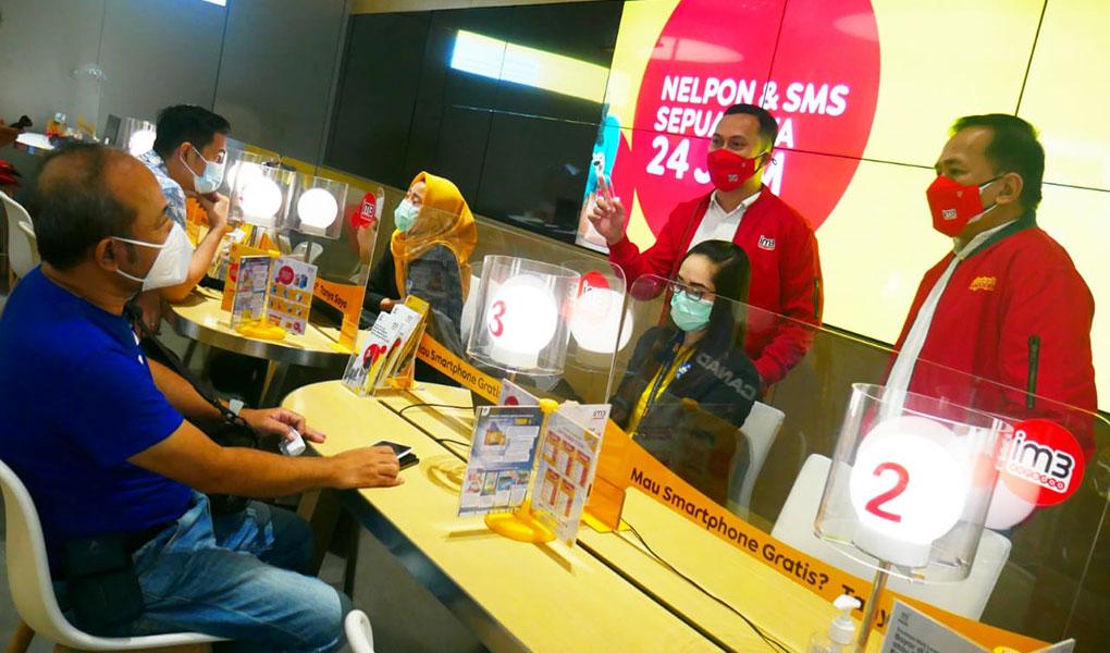 Indosat Ooredoo Peringati Hari Pelanggan Nasional