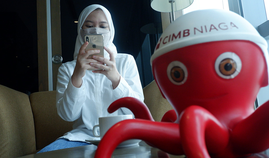 Buka Tabungan Syariah melalui OCTO Mobile