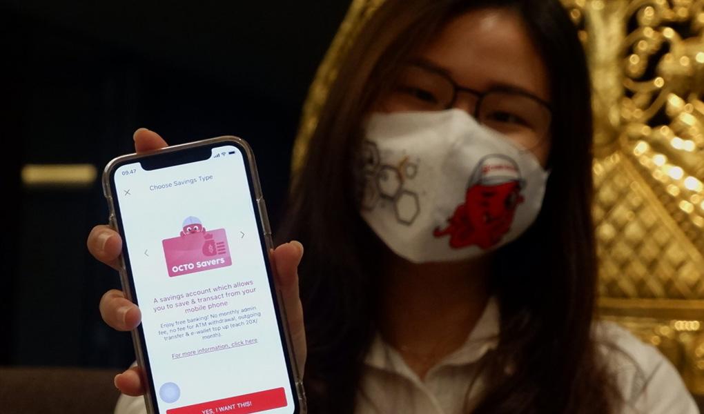 Buka Tabungan Digital OCTO Savers CIMB Niaga