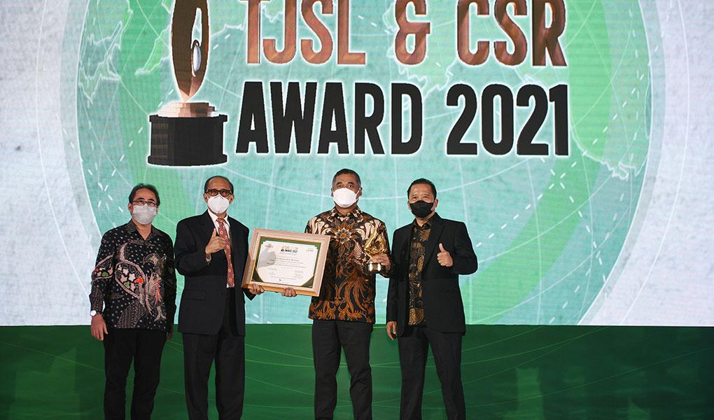 Apresiasi TJSL & CSR AWRD 2021