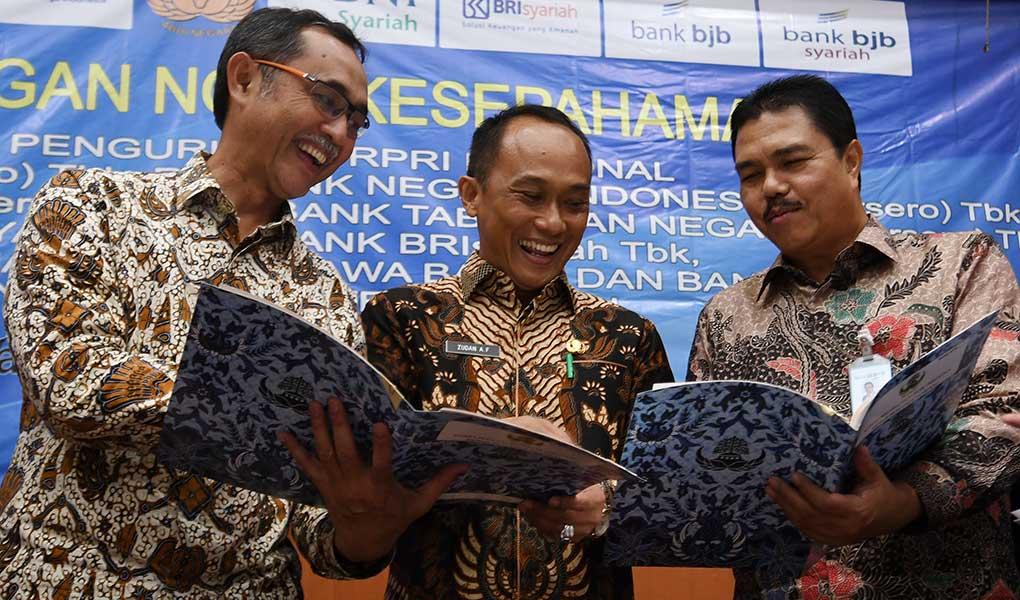 Kerjasama Bank BTN dan KORPRI