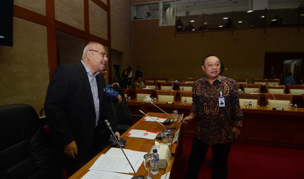 Rapat Dengar Pendapat Komisi XI
