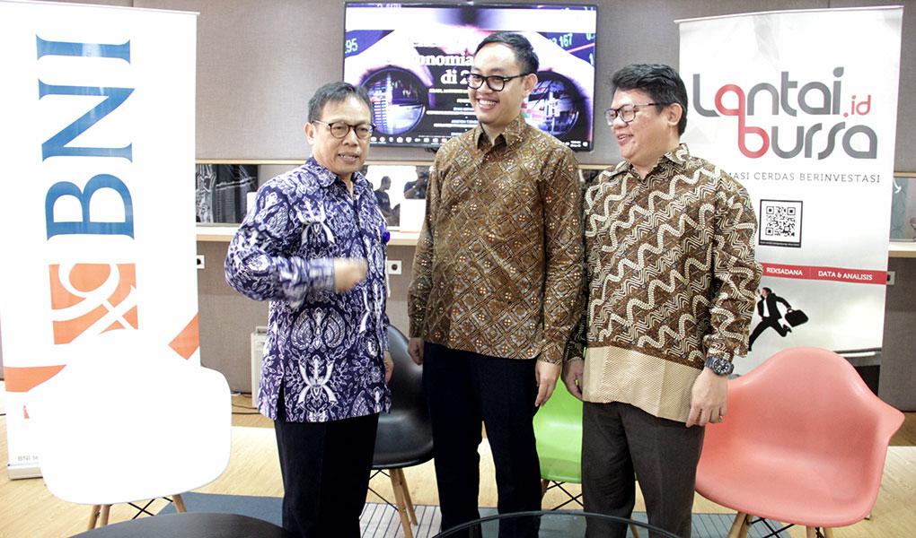 Meneropong Perekonomian Wajah Indonesia 2019