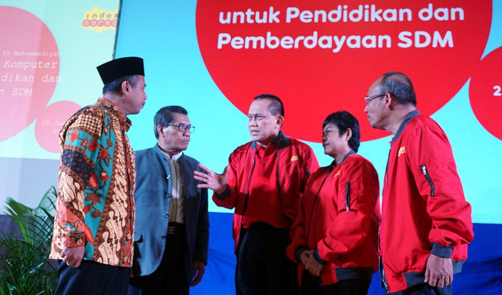 Indosat Ooredoo Dukung Program Pengembangan Pendidikan dan Pemberdayaan SDM Universitas Ahmad Dahlan