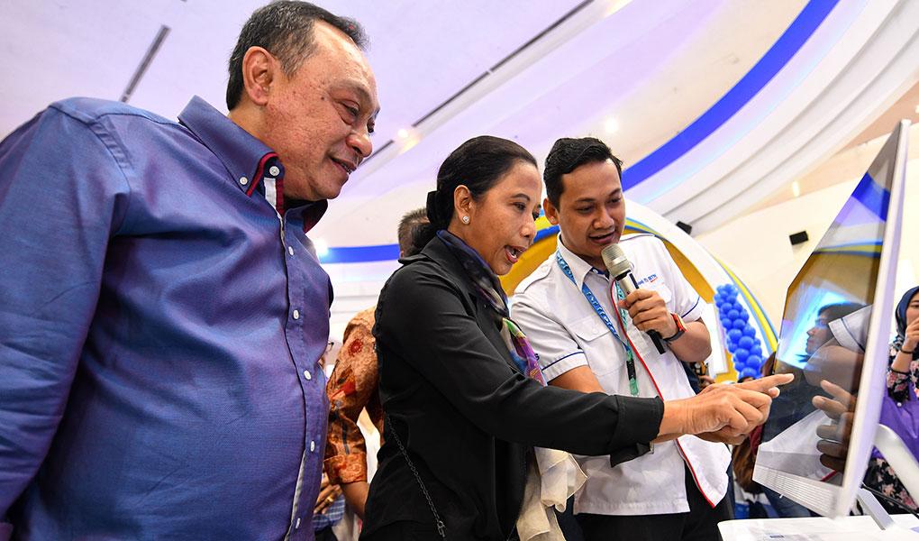 Bank BTN Targetkan Rp 6 Triliun Dari IPEX 2019