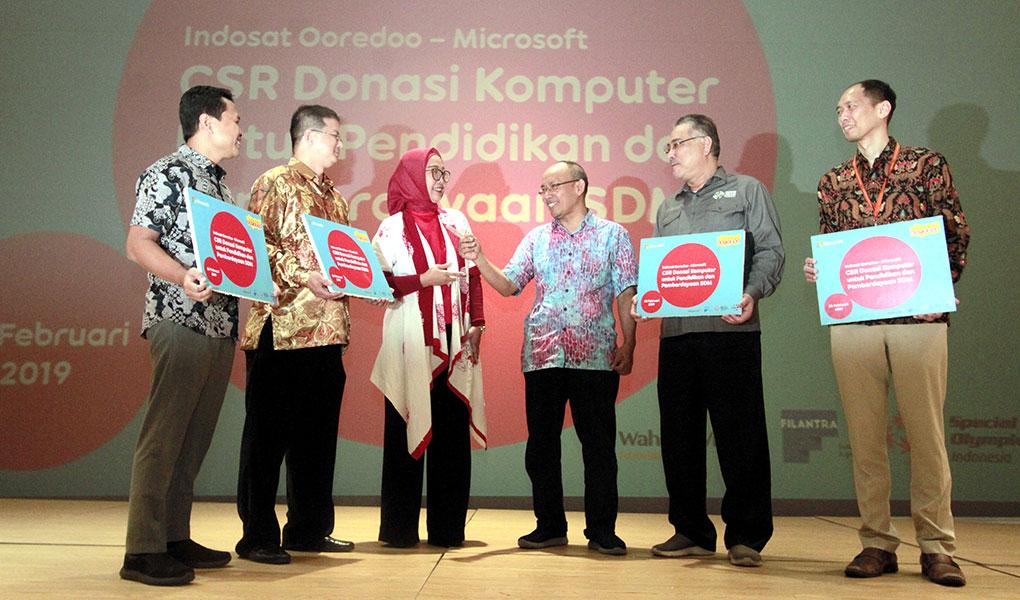 Program CSR Indosat Ooredoo