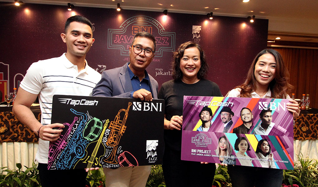 Jelang Java Jazz 2019