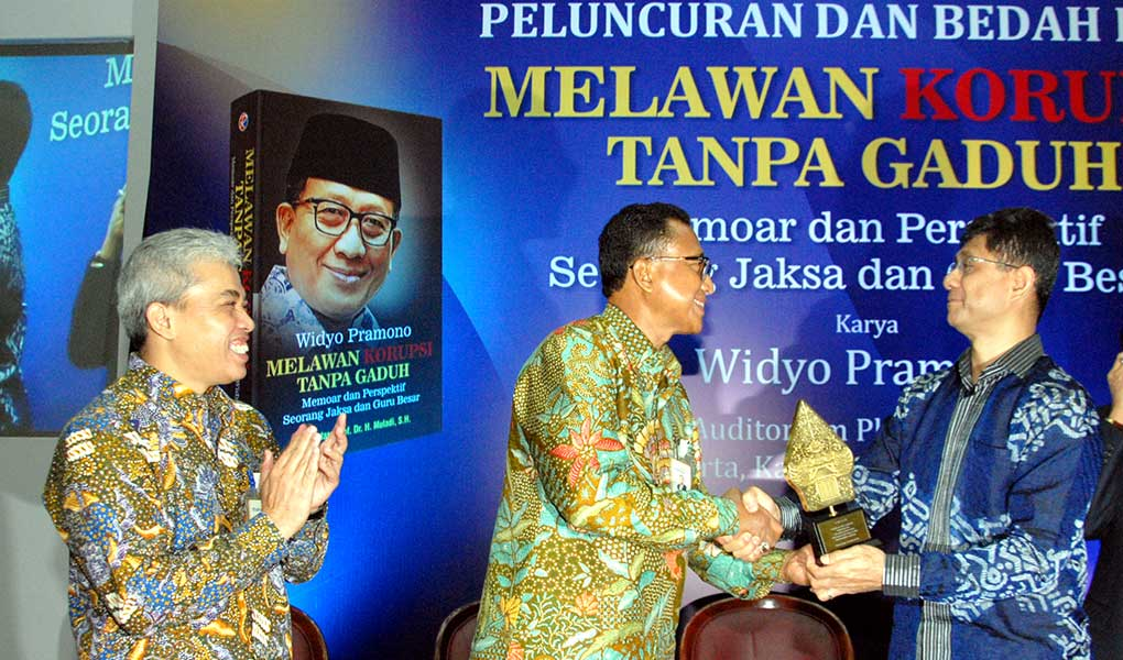 Peluncuran Buku Memoar