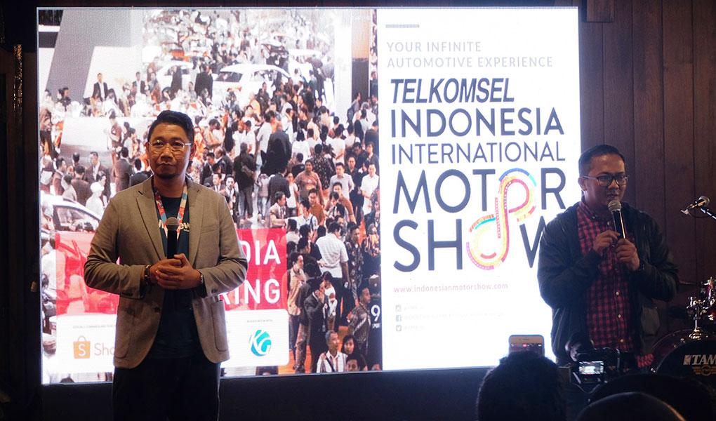 Telkomsel Indonesia International Motor Show (IIMS) 2019
