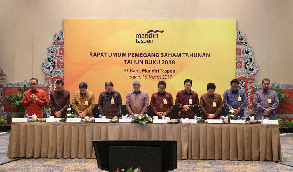 Bank Mantap Terima Laba Bersih 30 Persen Di Tahun 2018