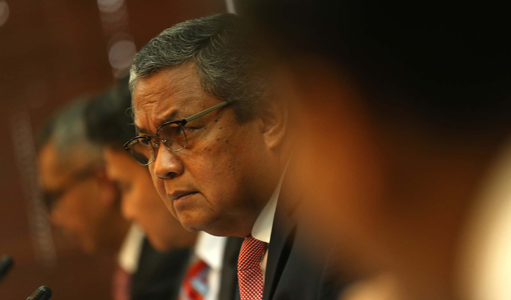 Rapat Dewan Gubernur Bank Indonesia