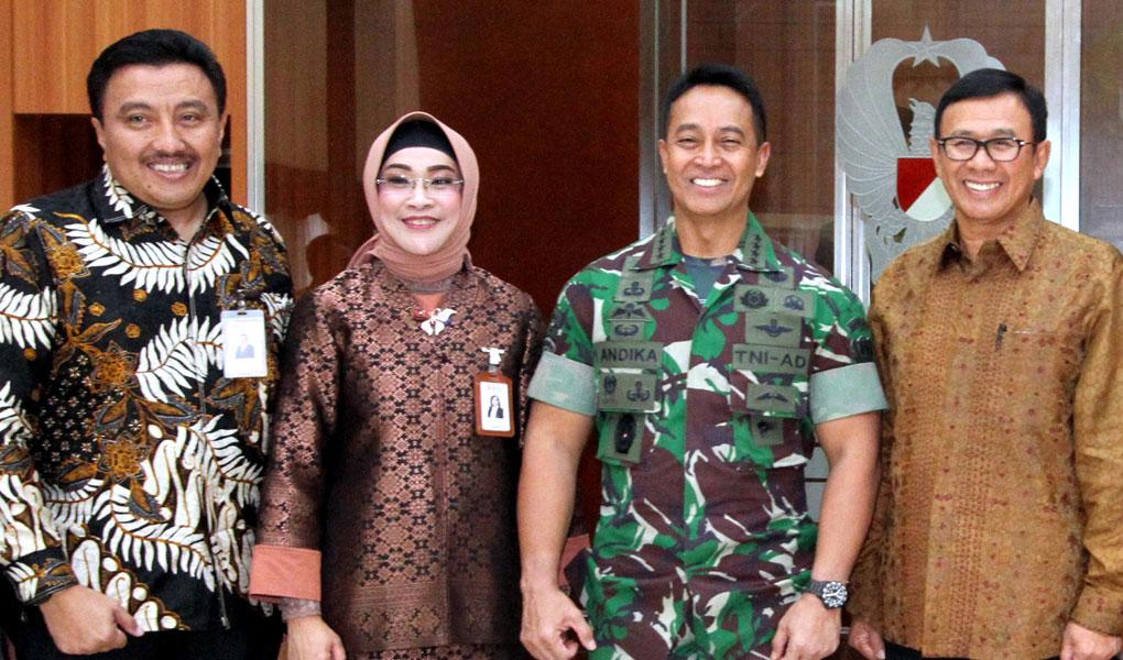 BNI Fasilitasi Pengelolaan Keuangan Prajurit TNI AD