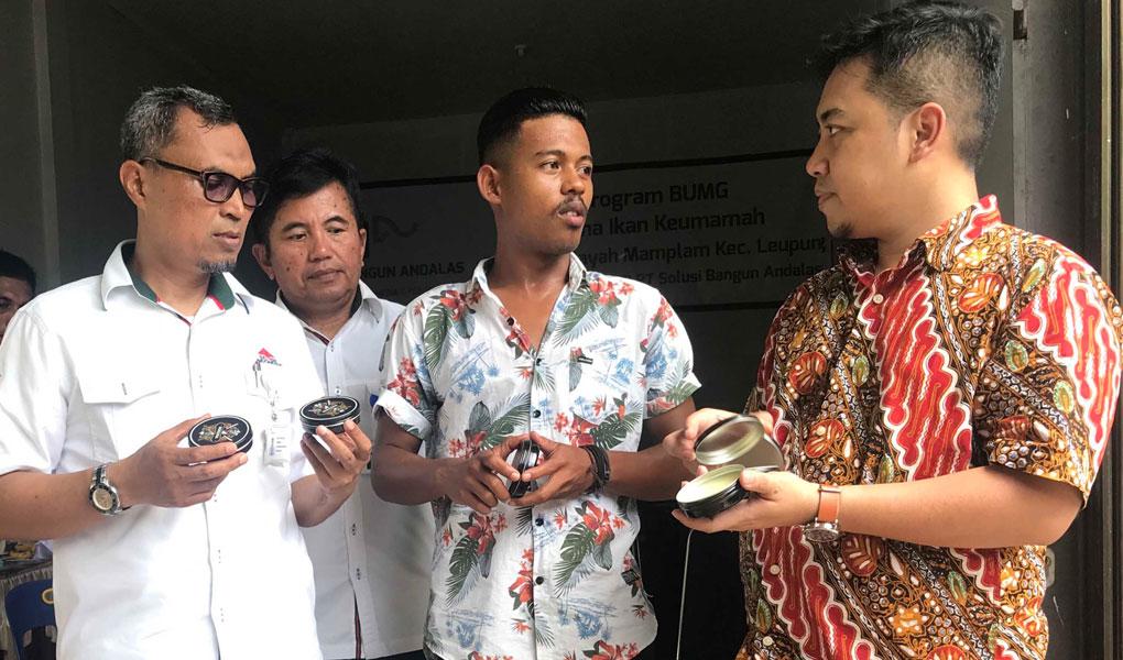 Promosi Semen Indonesia Di Aceh