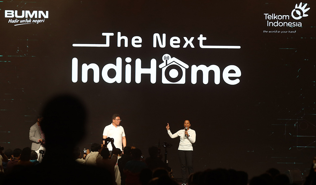 Indihome Luncurkan Digital Movement