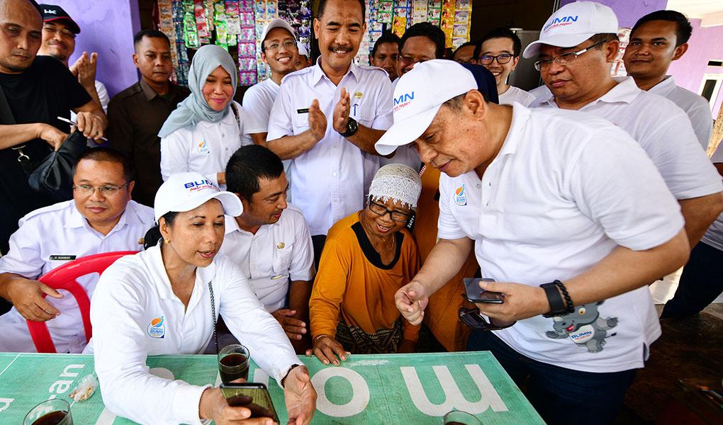 Aksi Bersih-Bersih BUMN