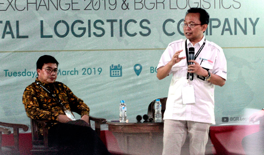BGR Talkshow Icio Exchange 2019