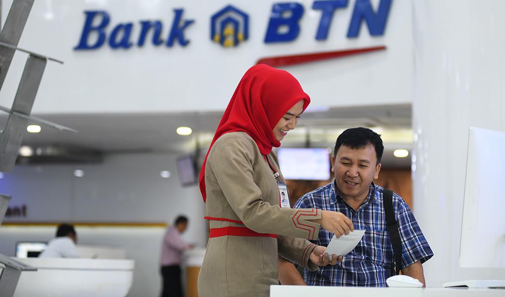 Aset Bank BTN Sentuh Rp 306,4 Triliun