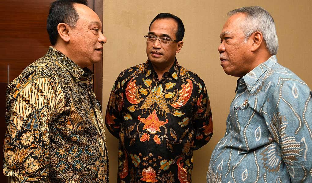 Pelantikan Komisioner Badan Pengelola Tabungan Perumahan (BP Tapera)
