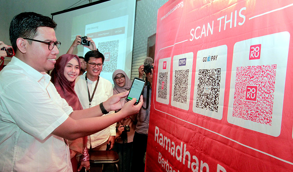 Rumah Zakat Luncurkan Platform Infak.id dan Lelangbintang.com
