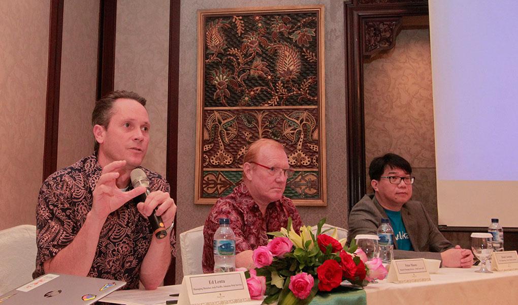 AWS Siap Bangun Region Infrastruktur di Indonesia