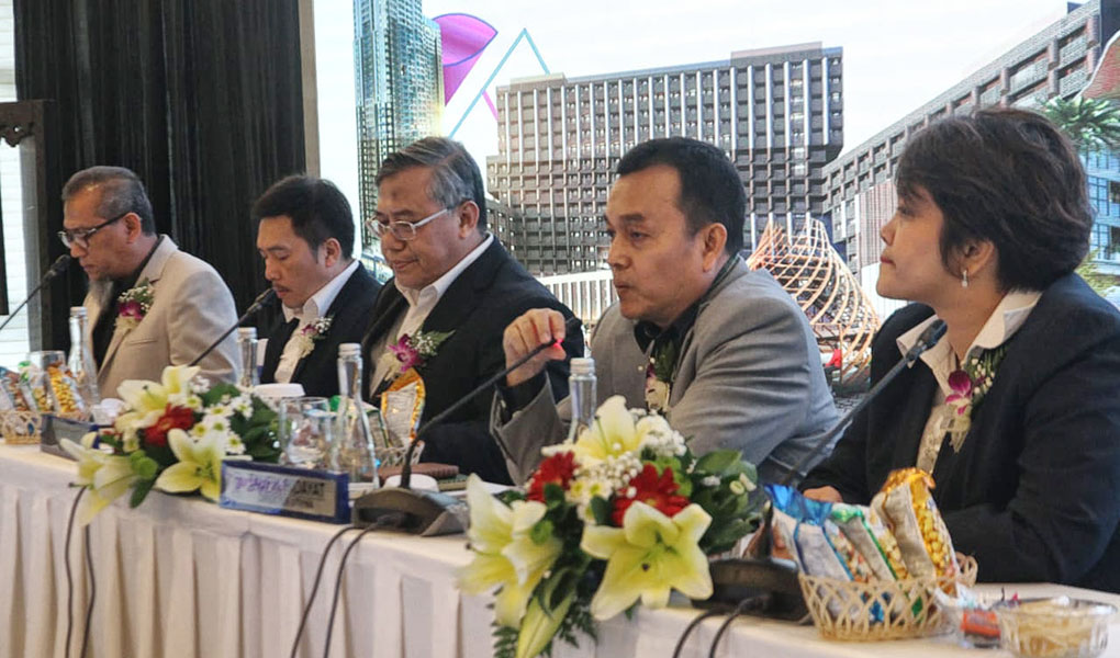 Rapat Umum Pemegang Saham Tahunan PP Properti