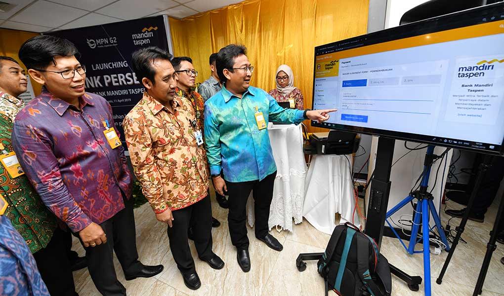Bank Mantap Launching Bank Persepsi
