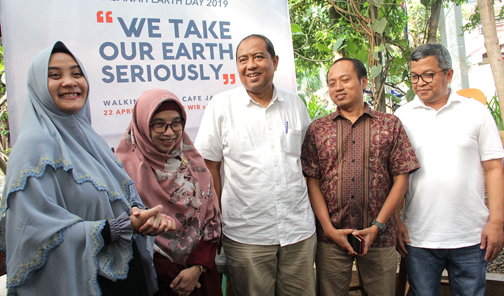 Diskusi Hasanah Earth Day 2019