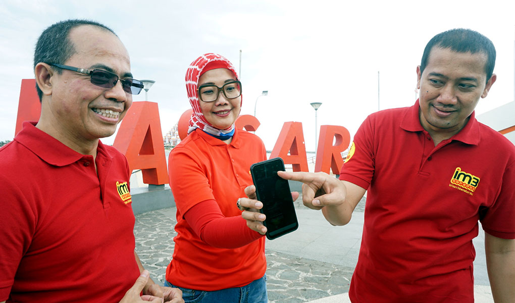Indosat Ooredoo Uji Kesiapan Jaringan
