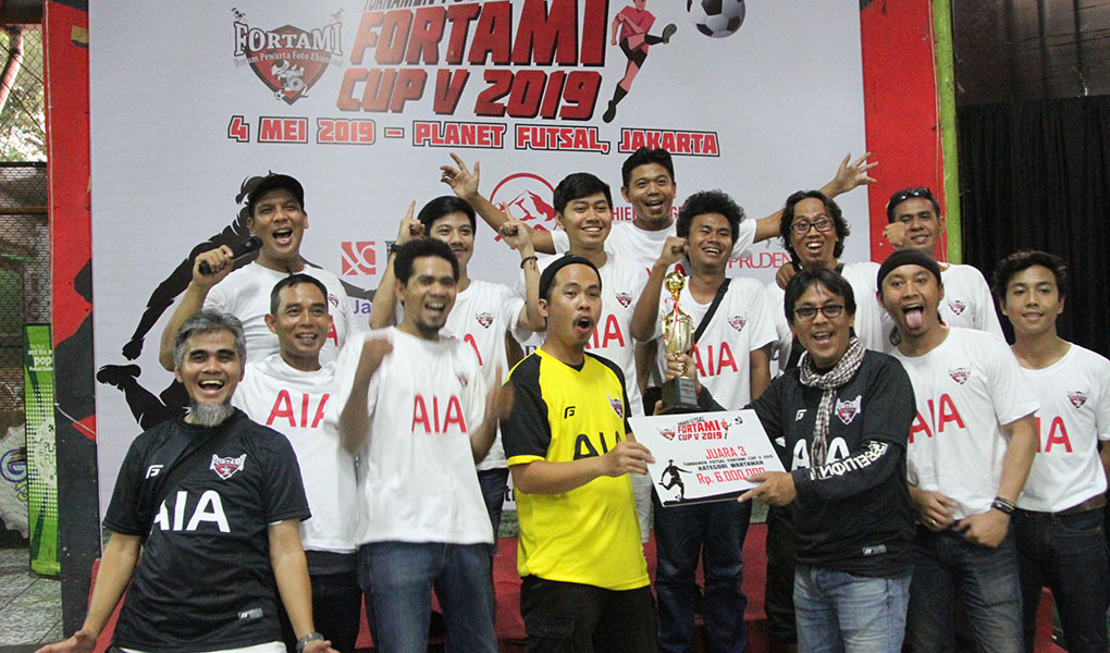 Turnamen Futsal Fortami Cup 2019