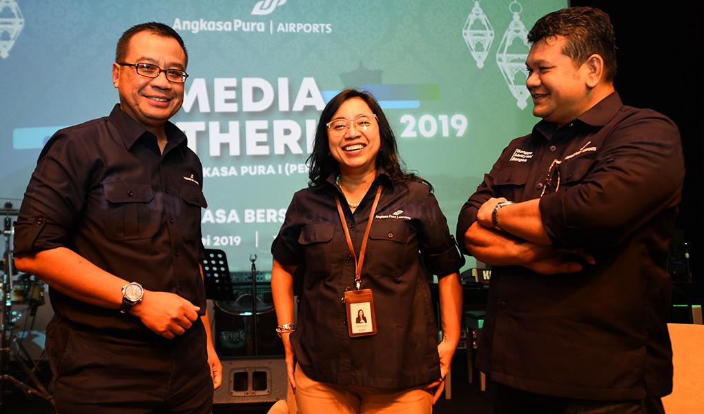 AP 1 Siap Hadapi Lebaran 2019