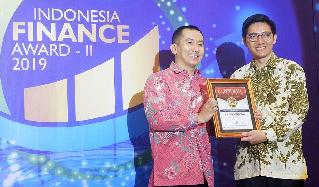 Wom Finance Raih Penghargaan The Best In Finance