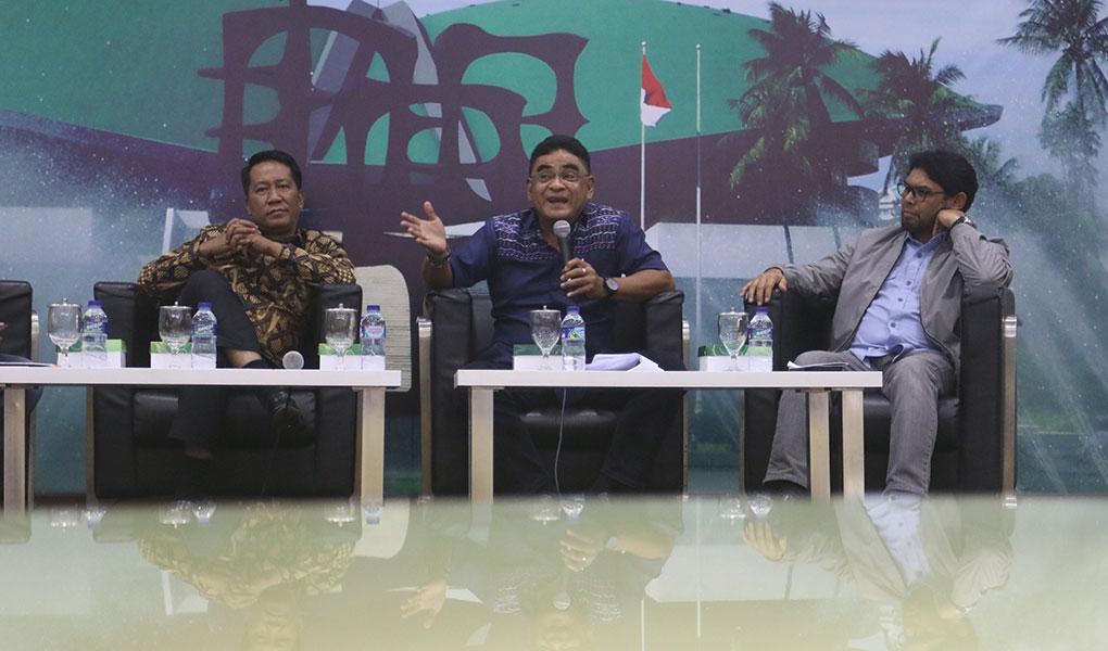 Diskusi Forum Legislasi