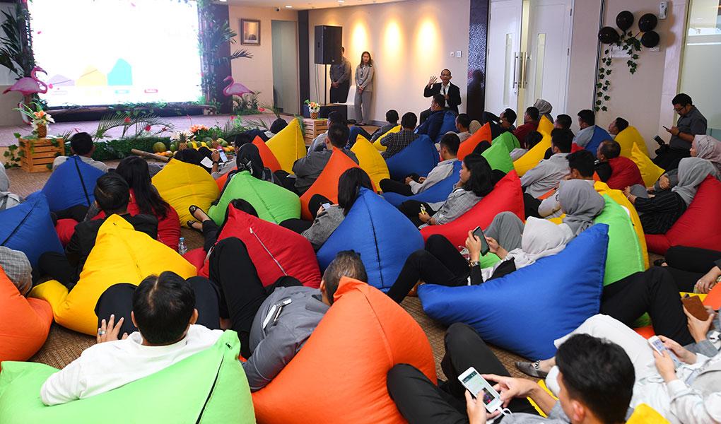 Budaya Responsif Untuk Karyawan Perum Jamkrindo
