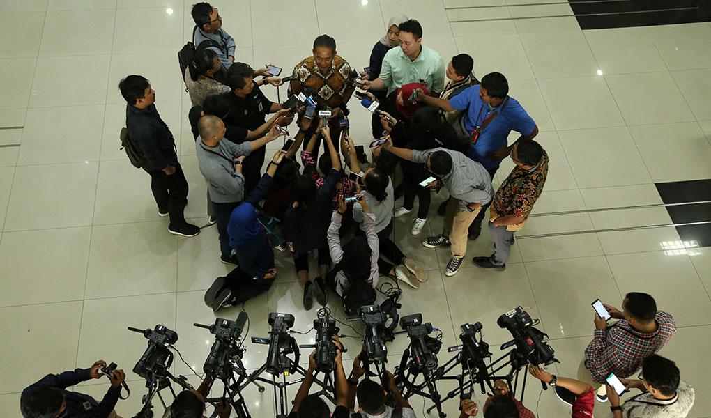 Anang Iskandar Daftar Capim KPK