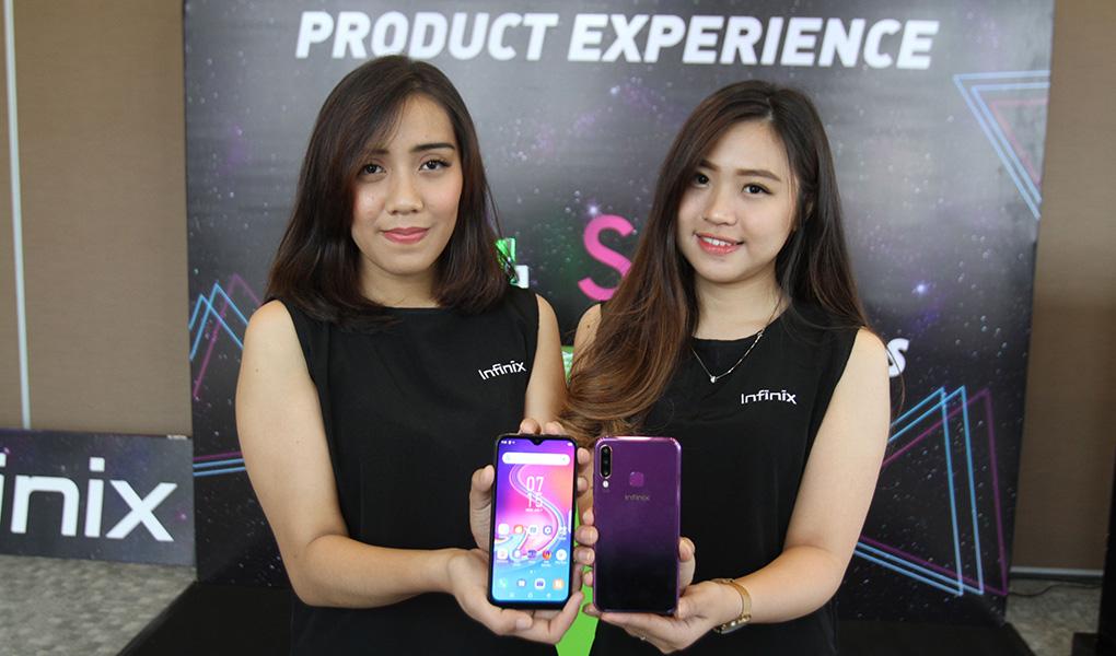 Peluncuran Infinix S4