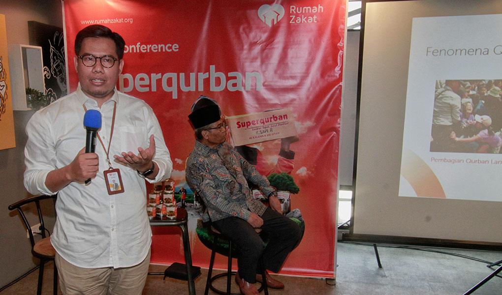 Penghargaan Invovasi Pengolah Dan Pengemas Daging Qurban
