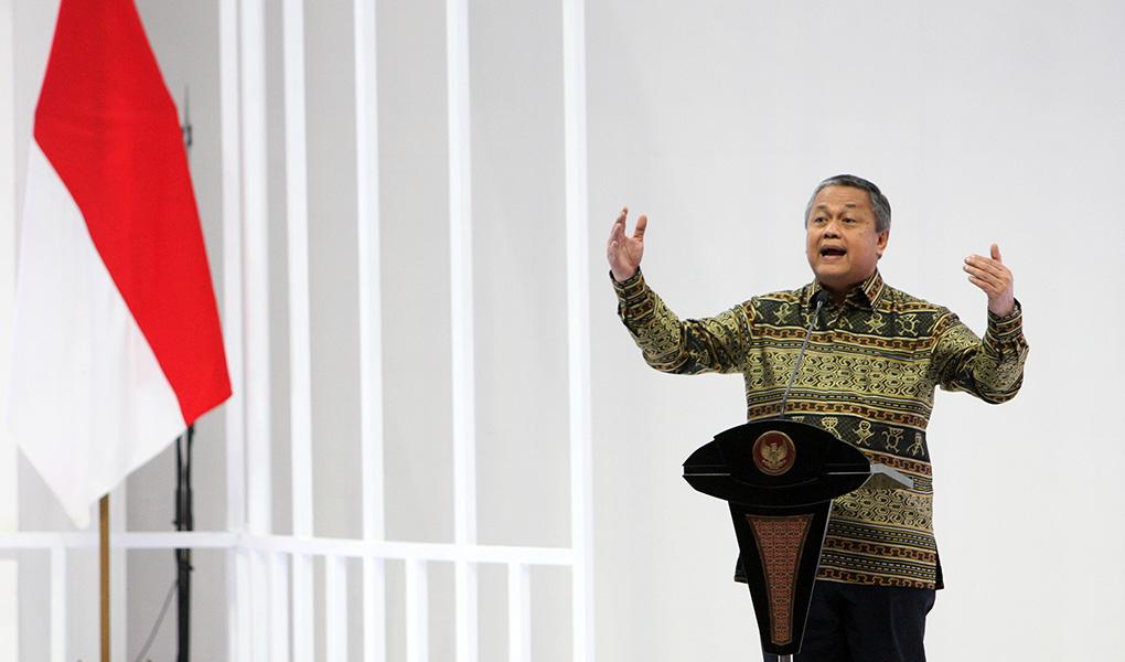 Presiden Jokowi Membuka Pameran Kreatif Indonesia