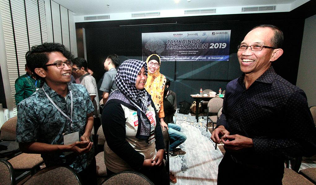 Jamkrindo Hackathon 2019