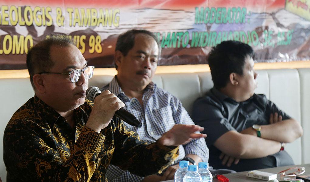 Diskusi Komposisi Kabinet Kerja Ideal Menuju Indonesia Unggul