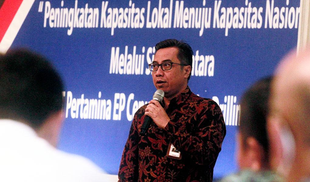 BNI Dukung Vendor's Driling Day PT. Pertamina EP Cepu 2019