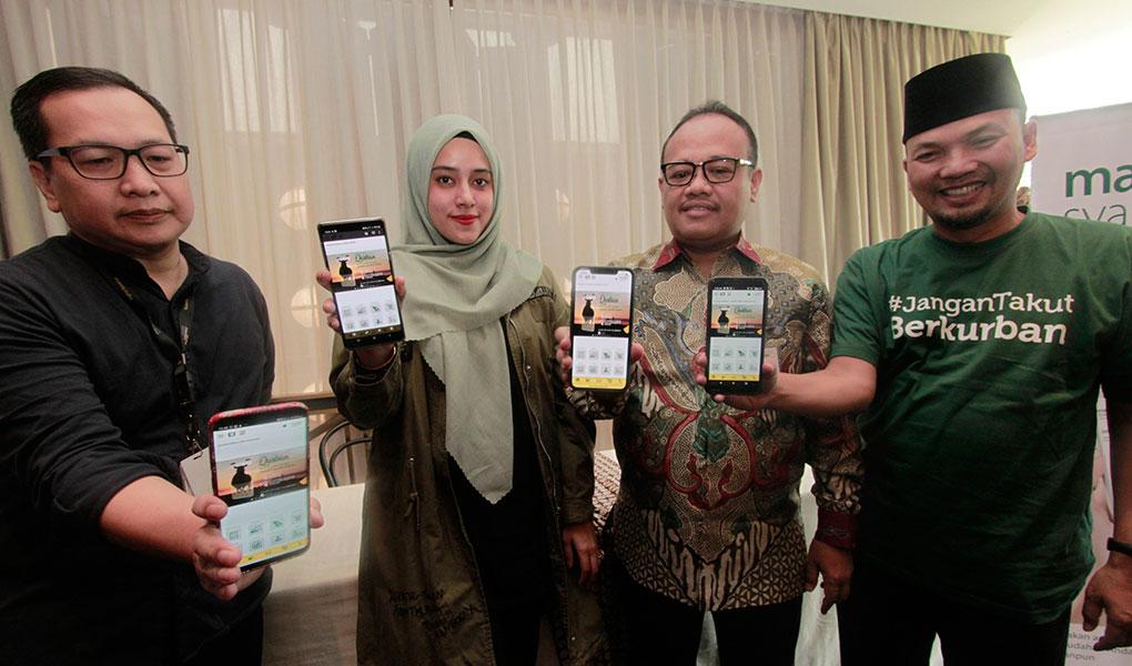 Layanan Perbankan Mandiri Syariah Mobile