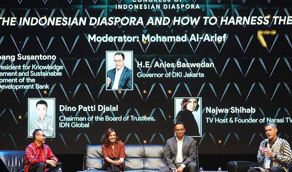 Kongres Diaspora Indonesia Ke-5