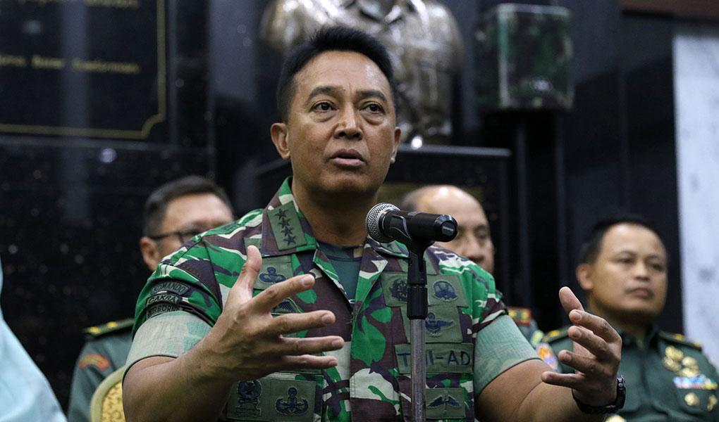 TNI AD Pertahankan Taruna Akmil Enzo Zenz