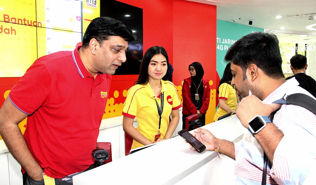 Indosat Ooredoo Sambut Hari Pelanggan Nasional 2019