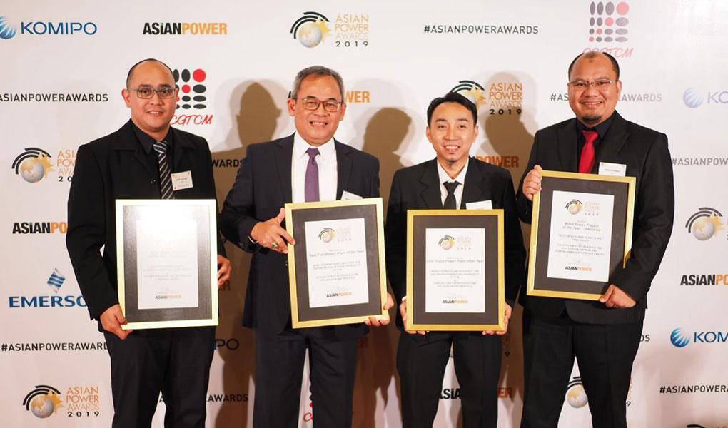 PTPP Raih Empat Penghargaan International