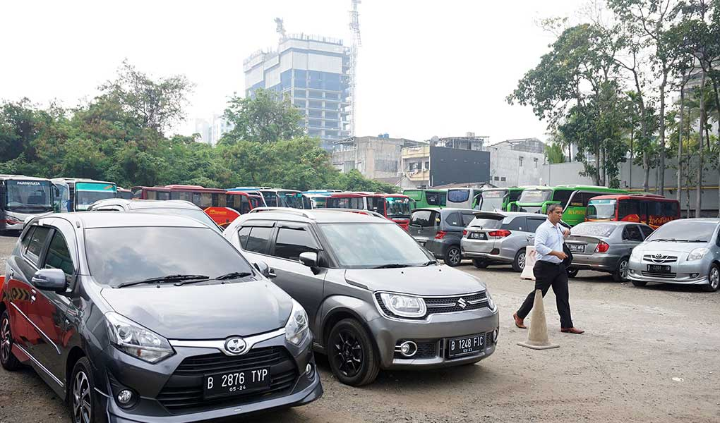 Park And Ride Thamrin Akan Diubah Menjadi Pusat Kuliner
