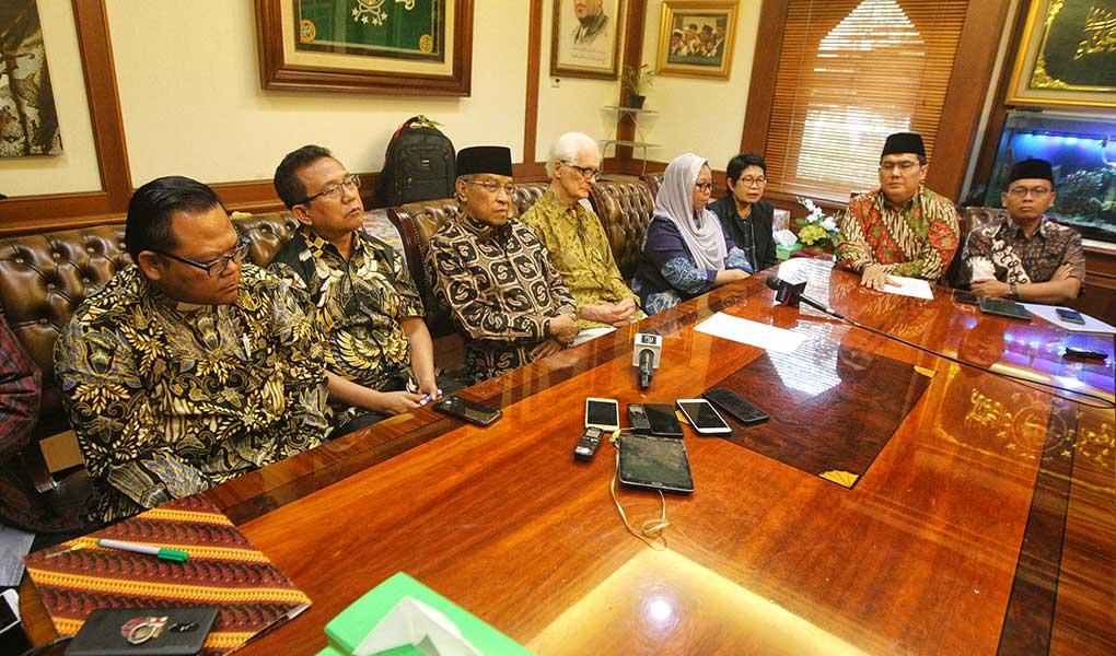 Pernyataan Sikap Untuk Papua Damai